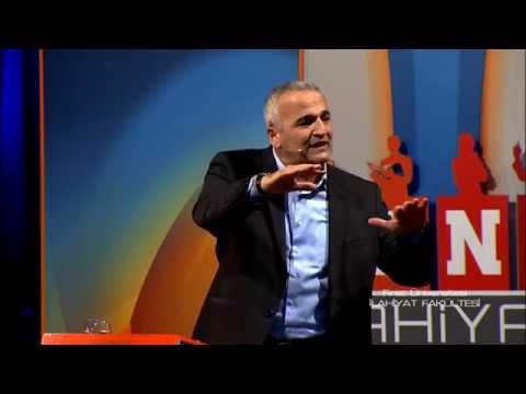 Genç İlahiyat - Prof.Dr.Ekrem Demirli - (Fırat Çukurova Üniversitesi)