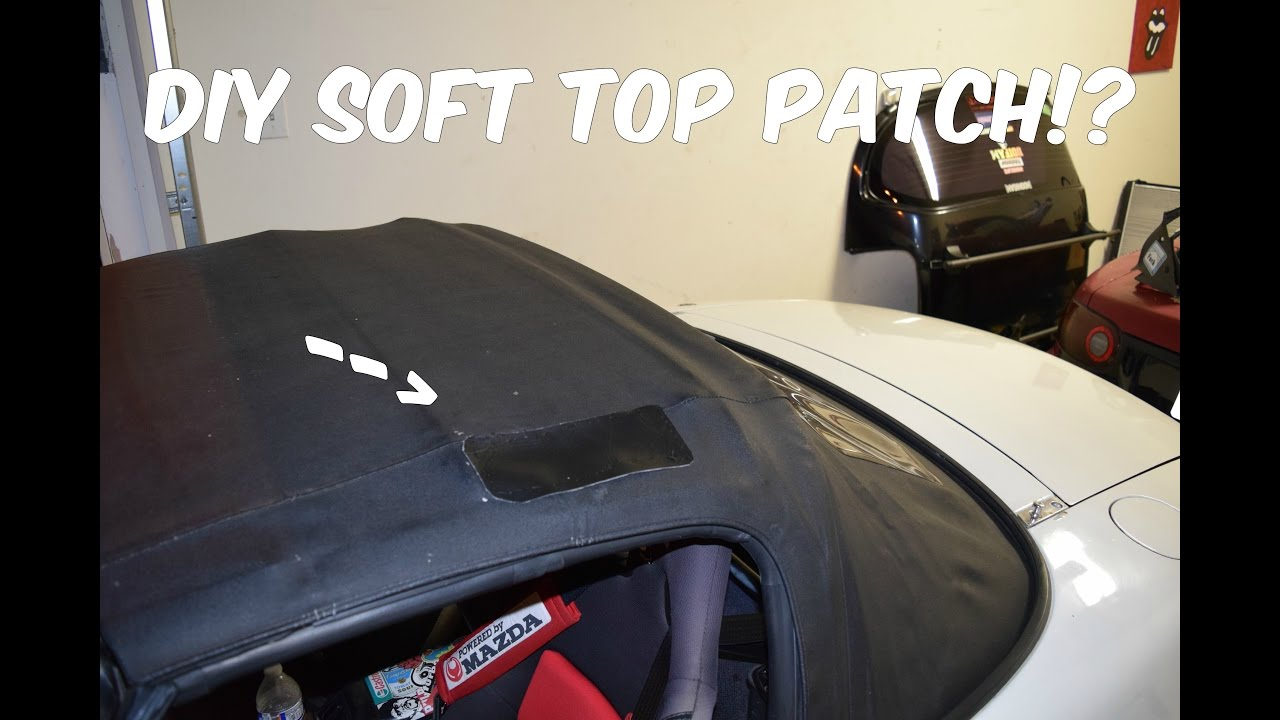Diy Soft Top Patch