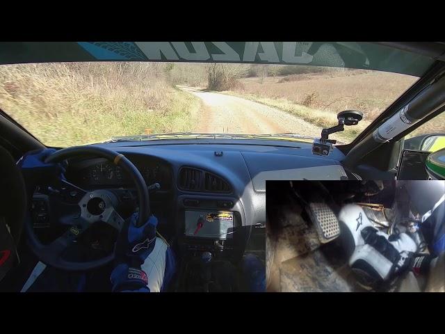 Prosenc B. - Sušnik B. Rally Due Castelli 2020 HP 5