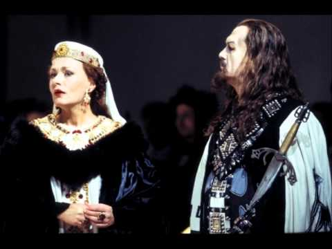 Wer Ruft? (Elsa and Ortrud from Lohengrin)