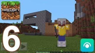 Minecraft: Pocket Edition - Gameplay Walkthrough Part 6 (iOS, Android)