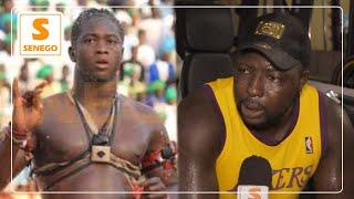 Boy Niang 2  lutteur de baol veule une infrastructure pour le développement de la lutte
