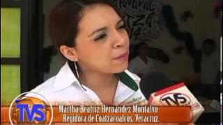 TVS Noticias.- Afinan detalles para Carnaval Coatzacoalcos 2014