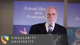 Vint Cerf and The Internet Today | Singularity University thumbnail