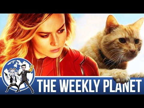 Captain Marvel - The Weekly Planet Podcast