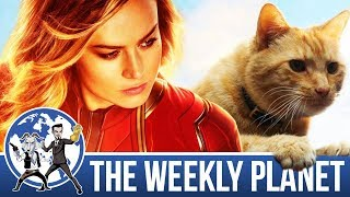 Captain Marvel - The Weekly Planet Podcast thumbnail