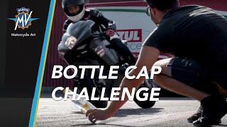 Bottle Cap Challenge MV Agusta.