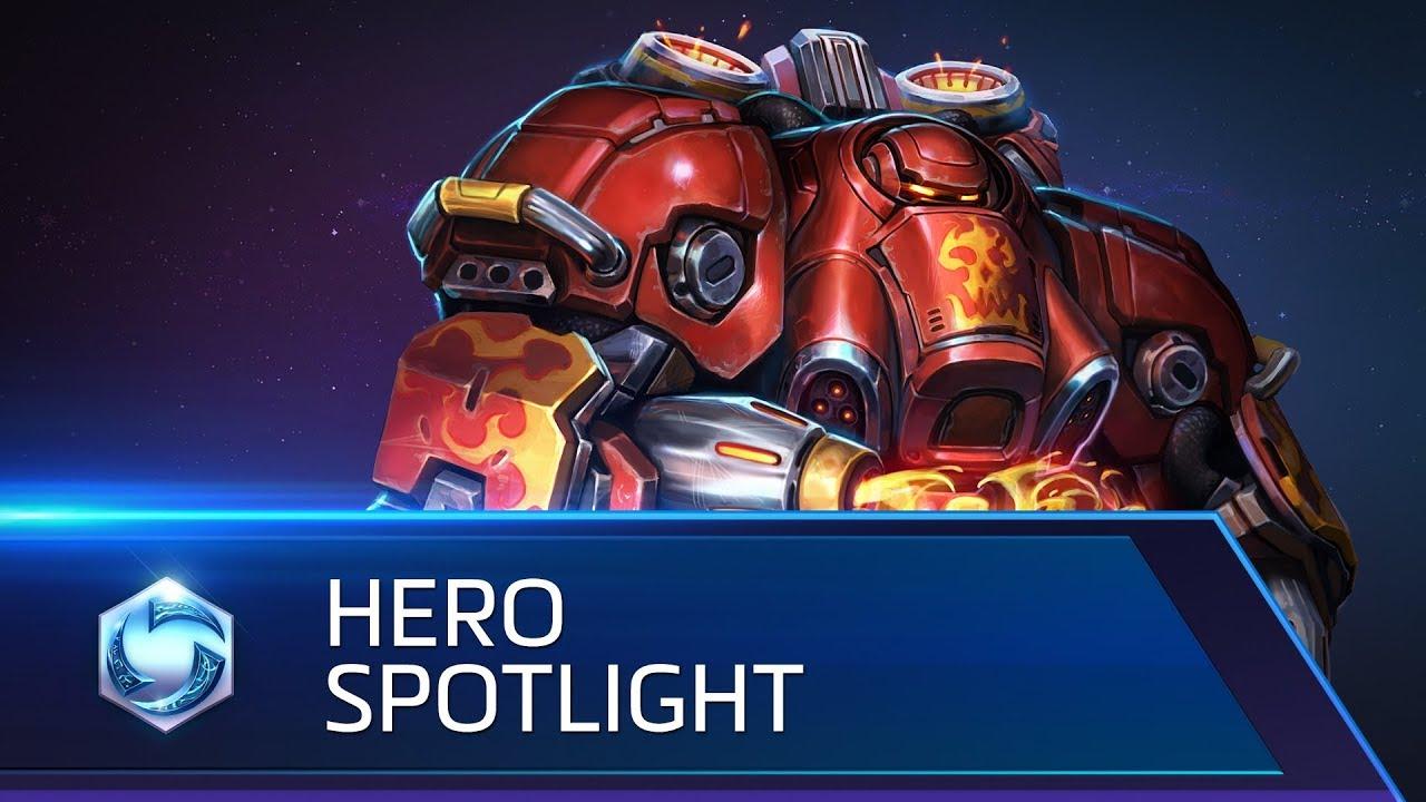 Blaze Hero Spotlight