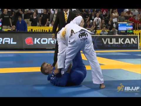 Leandro Lo v Keenan Cornelius - 2014 IBJJF Worlds Black Belt Open Weight