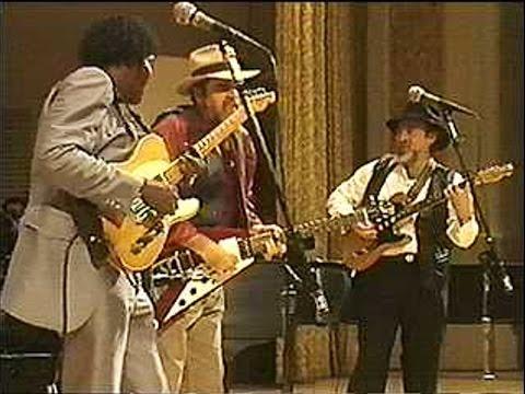 Albert Collins - Lonnie Mack - Roy Buchanan 1985 (live)