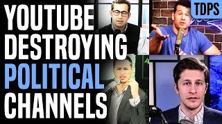 SHOCK: YouTube Is Now Corporate Media
