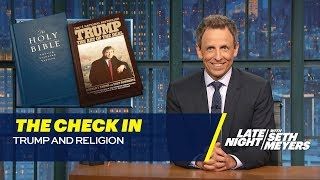 The Check In: Trump and Religion