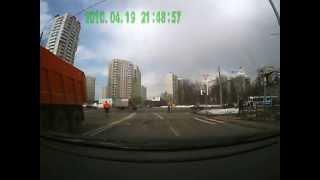 асфальтоукладчик в конце ролика(, 2013-04-09T14:05:50.000Z)