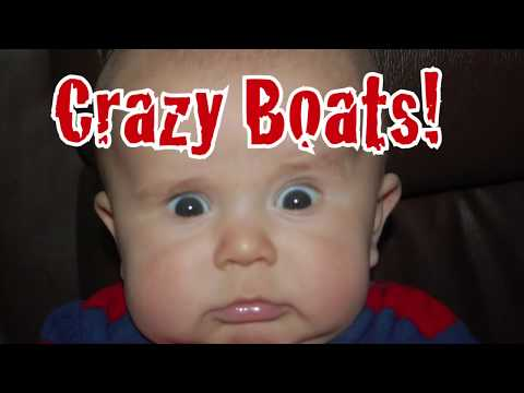 #12 Plane Boat – Crazy Boats