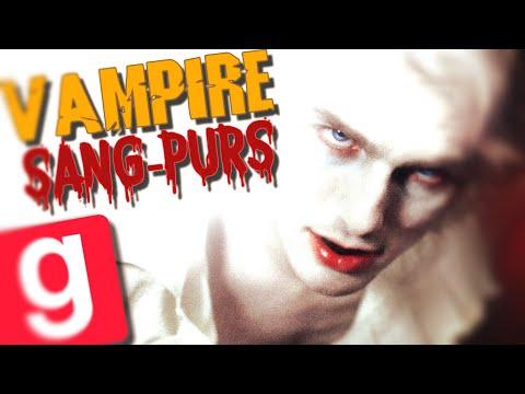 Le Vampire Sang-Purs ! - Garry's Mod DarkRP FR thumbnail