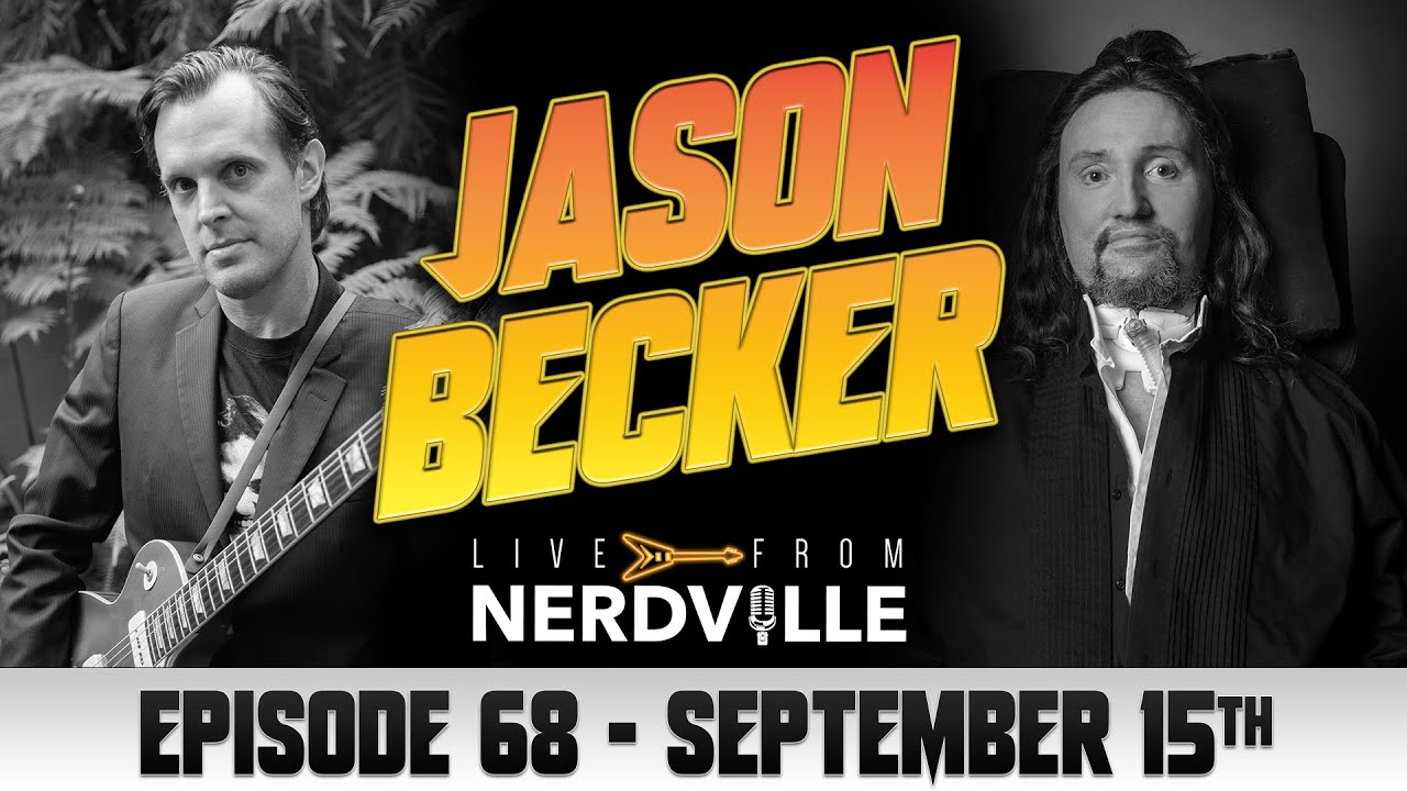 Live From Nerdville with Joe Bonamassa - Episode 68 - Jason Becker