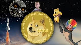"""Remember kids, friends don't let friends """"invest"""" in Dogecoin."""