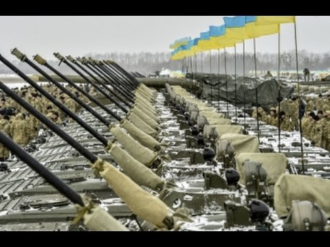 Военная техника Вооруженных сил Украины. Military equipment of the Armed Forces of Ukraine
