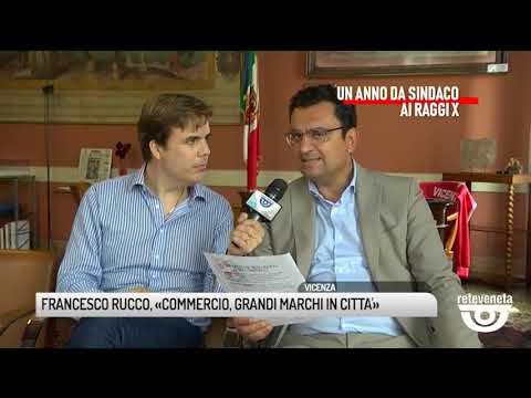 TG VICENZA (19/06/2019) - FRANCESCO RUCCO, «COMME...
