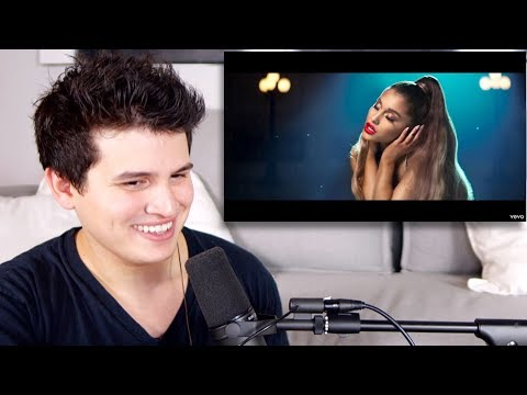 Vocal Coach Reaction to Ariana Grande - breathin