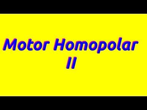 Motor Homopolar II