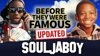 Soulja Boy | Before They Were Famous | UPDATED | Biggest Comeback of 2019?