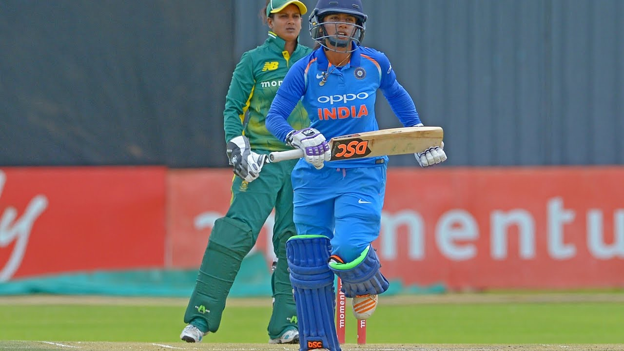 Mithali Raj's presence a great boon for Indian team: Smriti Mandhana