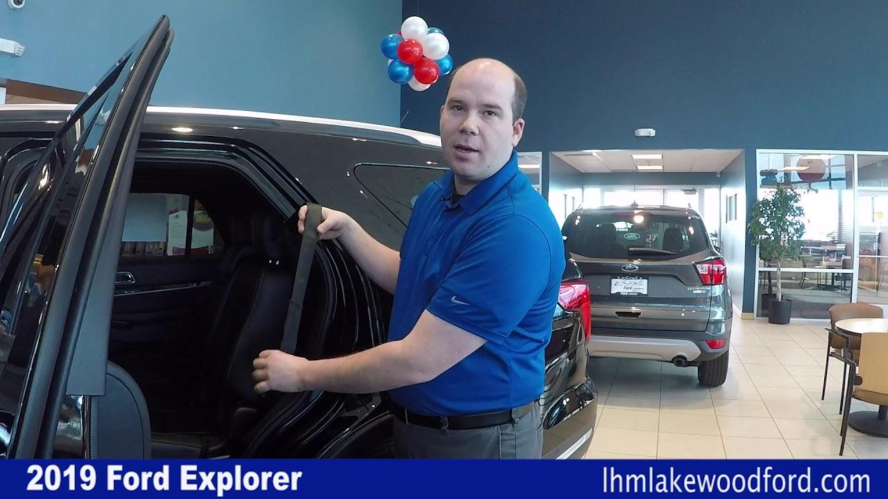Larry Miller Ford >> Let Us Show You The 2019 Ford Explorer Larry H Miller Ford