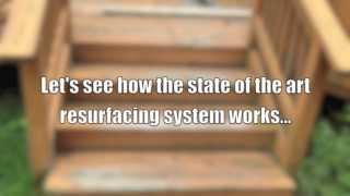 Deck Wizard | Master Deck Refinishing and Deck Replacement in Washington Metro