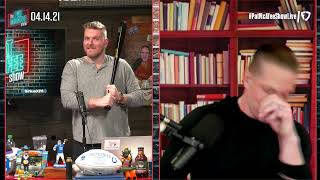 The Pat McAfee Show   Wednesday April 14th, 2021