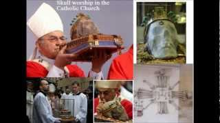 Zakaos - The Pope and The Skull and bones Ritual