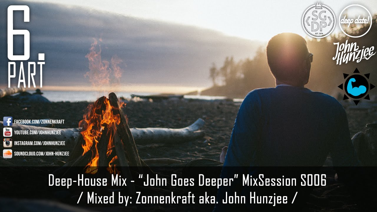 Deep house mix jgd6 by zonnenkraft youtube for Classic deep house mix