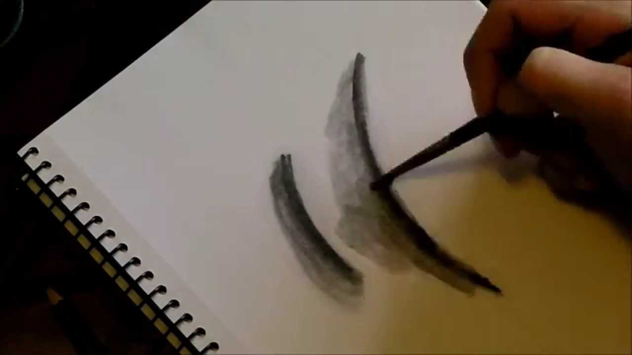 how to blend and shade pencil drawings youtube