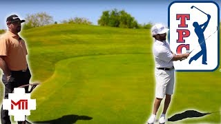 Short Game Work with PGA Tour Player Joe Affrunti and Andy Patnou