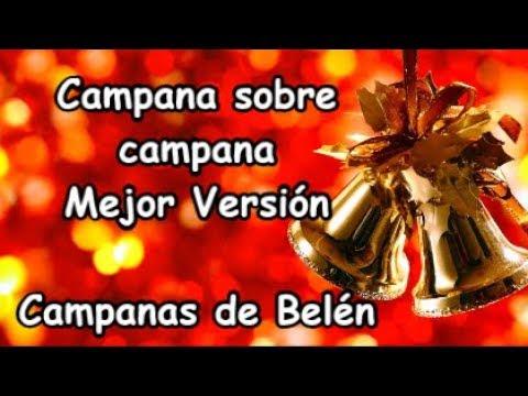 Campana Sobre Campana Letra Coro Infantil Cancion De Musica Lyrics