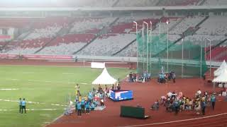 Paralympics 2018-mens 400m run