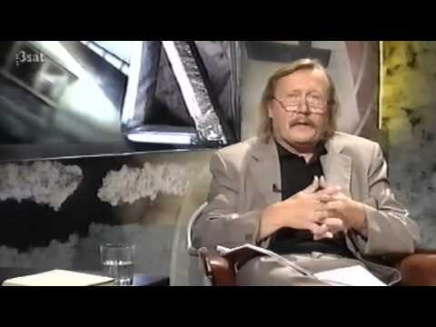 Peter Sloterdijk - Regeln für den Menschenpark - Interview bei 3sat Kulturzeit 1999