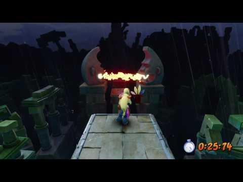 Crash Bandicoot N. Sane Trilogy Ruination Platinum Relic (0:59:13)