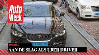 Aan de slag als Uber Driver - AutoWeek Reportage