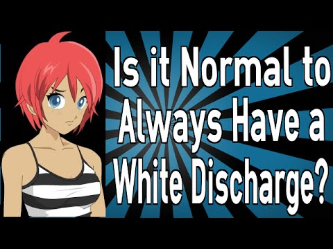 Is White Discharge N<br><iframe title=