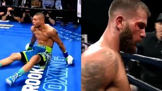(First shocker of 2019) CALEB PLANT vs JOSE UZCATEGUI | FIGHT SPOILERS