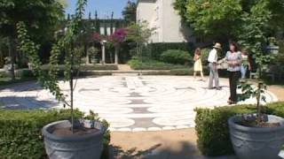 Peace Awareness Labyrinth & Gardens: Spiritual Oasis in the City - CNN SoCal