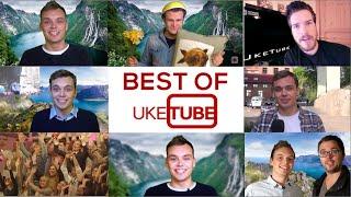 Gambar cover UkeTube med Joachim Haraldsen   Best of UkeTube