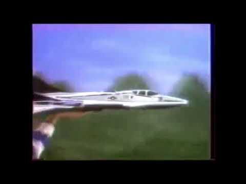 G.I.Joe Sky Patrol reklám 1991-ből