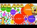 PLAYING AGARIO WITH THE BEST FAMILY ON YOUTUBE | Agar.io |