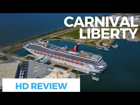 Things You Need To Know About The Carnival Liberty + Bonus Food Review