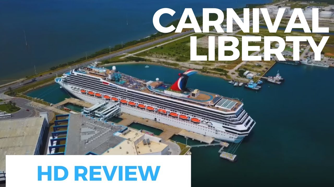 Carnival Liberty Things You Need To Know Bonus Food