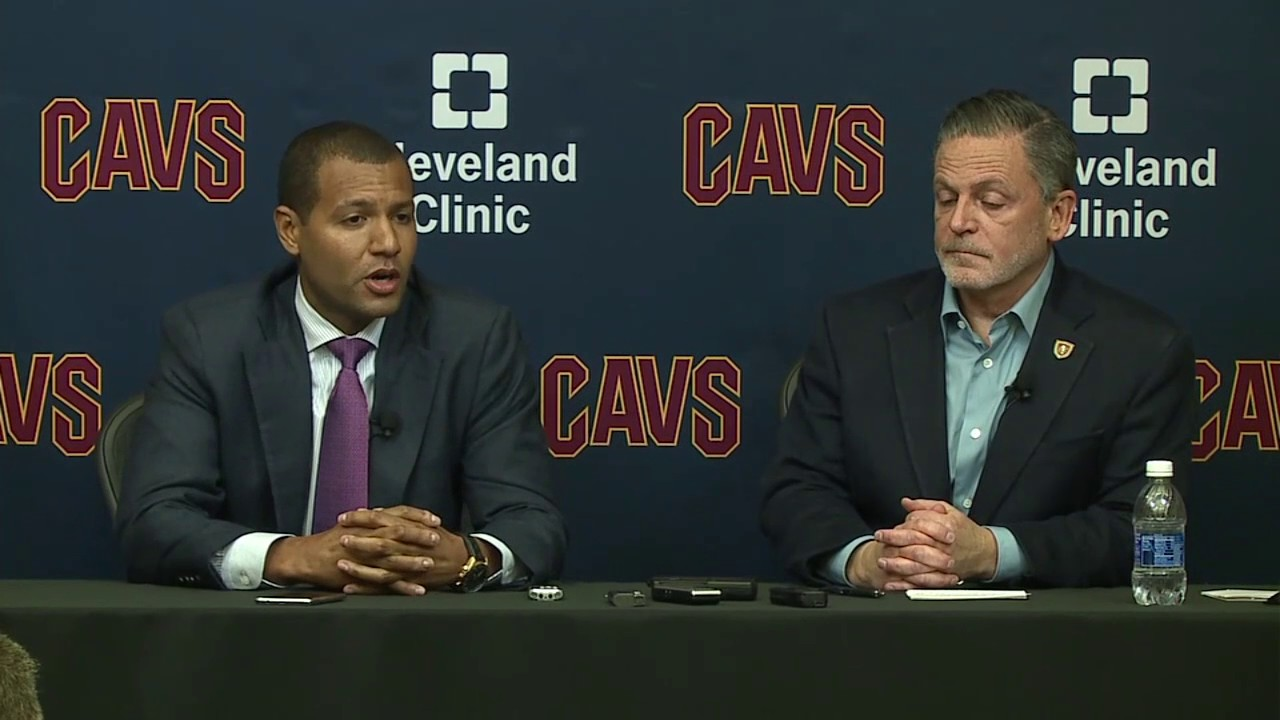 New Cavs GM: LeBron James Remains Deeply Committed To Team | ESPN
