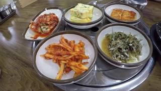 Пробуем корейскую еду в Сеуле  Путешествие по Корее
