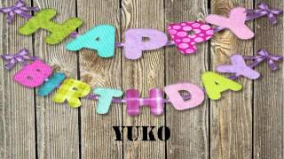 Yuko   Wishes & Mensajes
